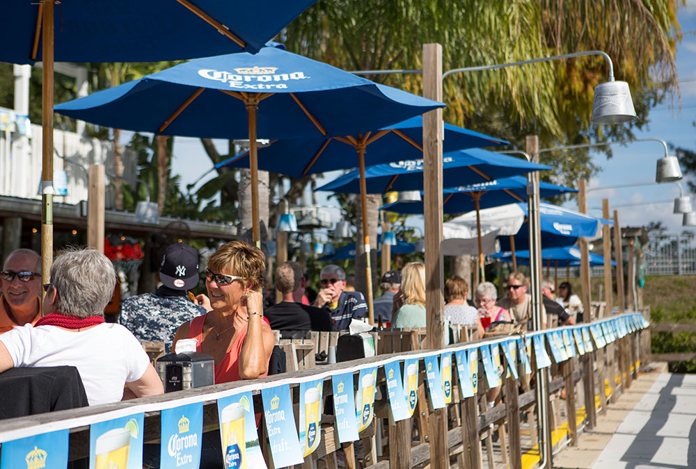 Tarpon Springs Florida Waterfront Grill Bar